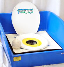 Potty Toss Game for Rent